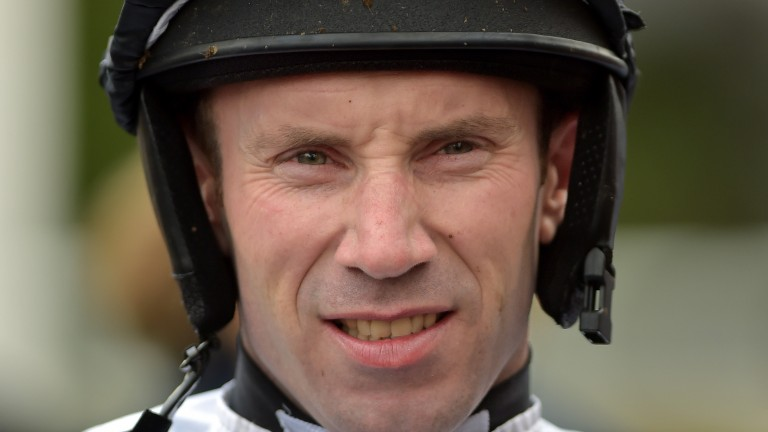 Wayne Hutchinson: has decided to quit the saddle with immediate effect