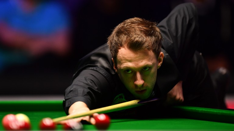Judd Trump looks to be turning a corner and could be set for a big couple of months