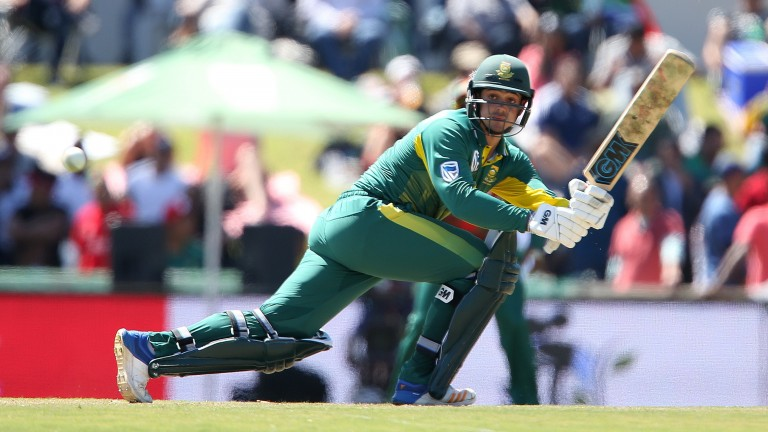 Quinton de Kock of the Proteas