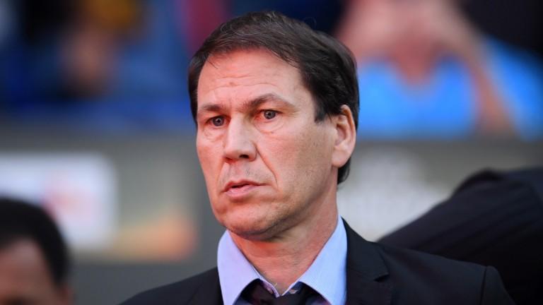 Marseille manager Rudi Garcia