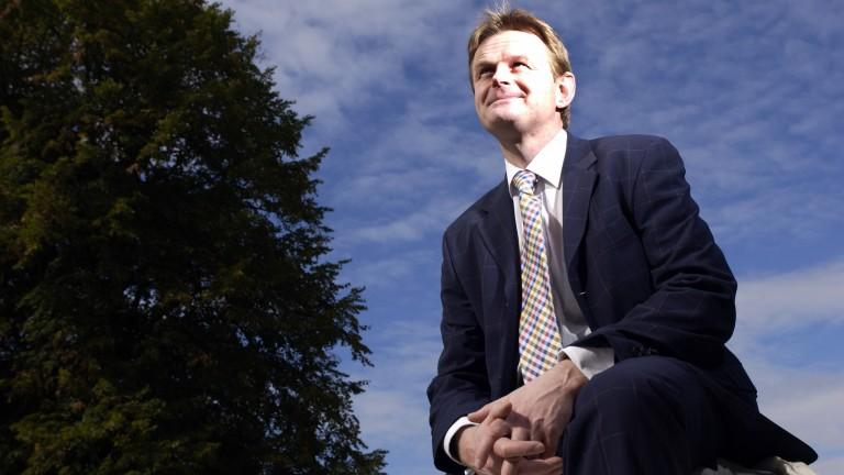 Michael Caulfield: impressed with how John Gosden has guided Frankie Dettori