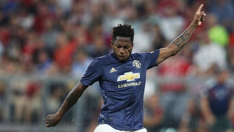 New Man Utd midfielder Fred