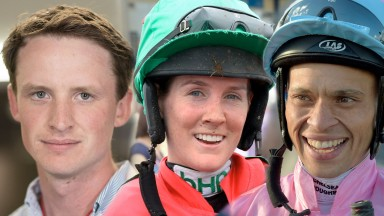 Archie Watson, Rachael Blackmore and Sean Levey, three names making their mark on the sport