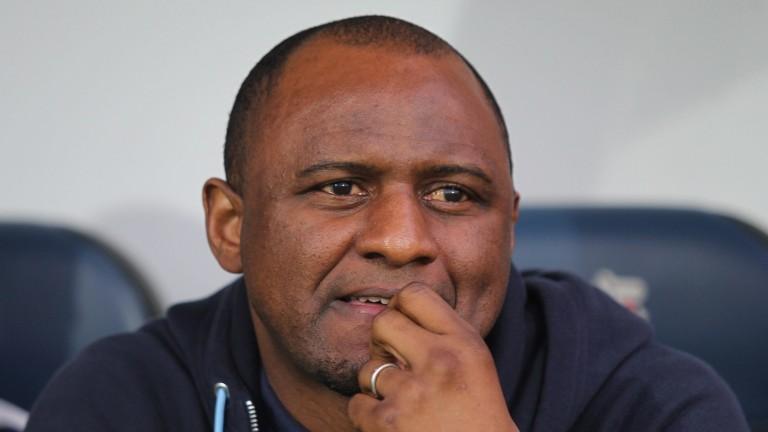 New Nice manager Patrick Vieira