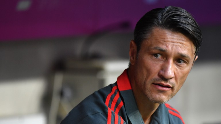 New Bayern Munich head coach Niko Kovac was with Eintracht Frankfurt last season