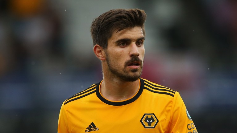 Wolves star Ruben Neves