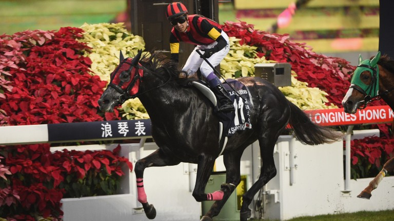 Yutake Take: One of the best Japanese jockeys in history returns to Ascot for his eighth Shergar Cup appearence