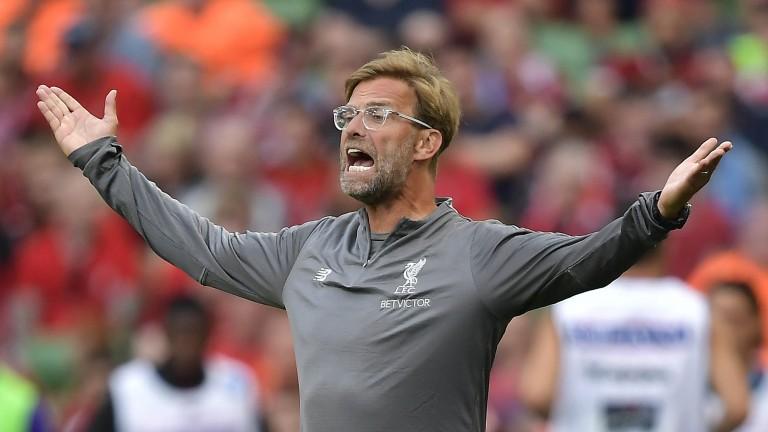 Liverpool manager Jurgen Klopp has had an eventful summer