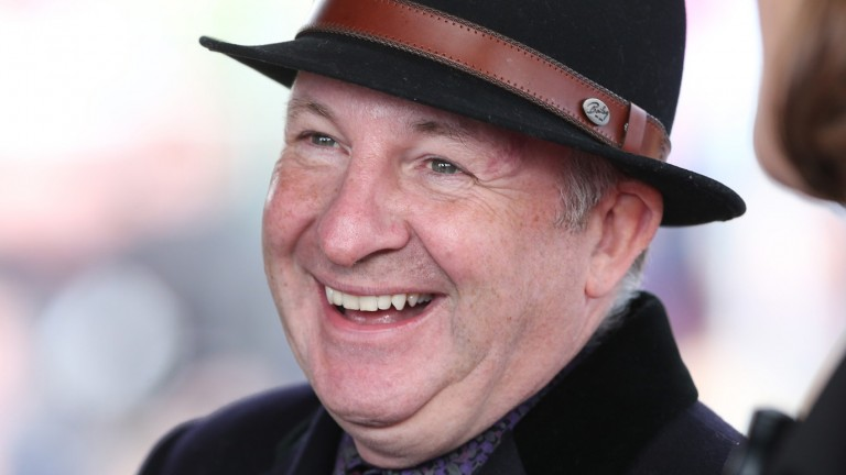 Graham Wylie: joint-owner of Nichols Canyon and Inglis Drever