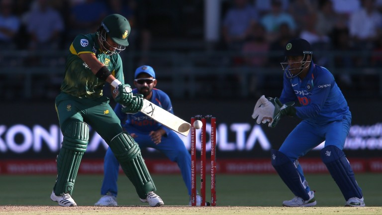 JP Duminy has been impressive with the bat for South Africa