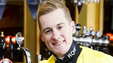 Blake Shinn: fractured two vertebrae in barrier trial fall at Randwick
