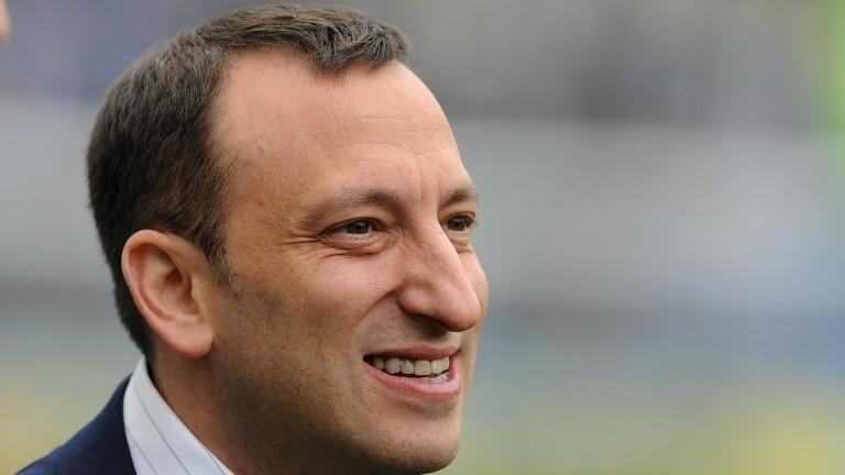 Brighton chairman Tony Bloom, who owns Stratum, Withhold and Librisa Breeze