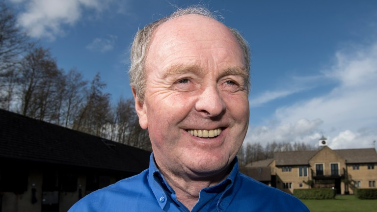 """Jonjo O'Neill: """"It was nice to see him ride a good winner on the telly"""""""