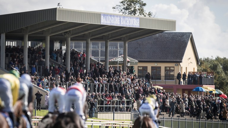 Ballinrobe: forced to abandon racing on Monday after three races