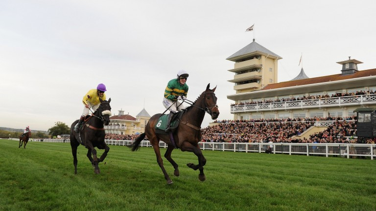Sir Anthony McCoy wins aboard Mountain Tunes to bring up his 4,000th jumps winner