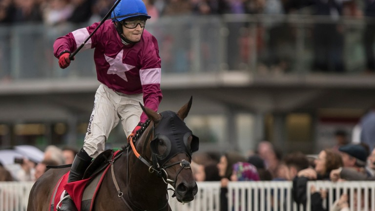 Clarcam: Galway Plate winner will be partnered by Davy Russell at Saratoga