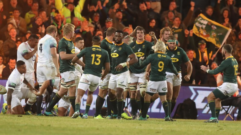 South Africa claimed the series spoils against England in June