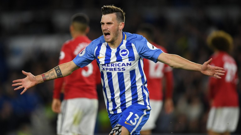 Pascal Gross could fluster Man United again