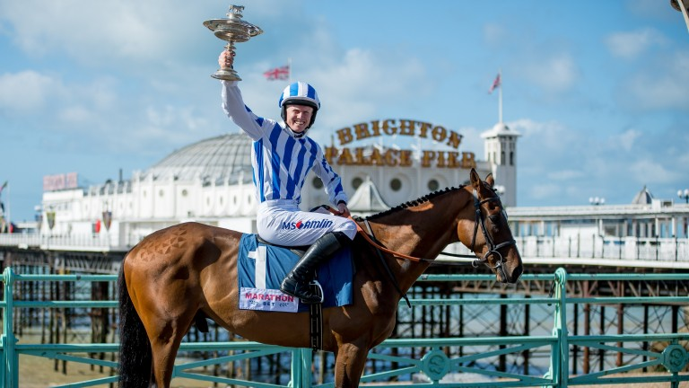Brighton has a two-day meeting after picking up the cancelled Bath fixture on Wednesday to go with its Tuesday card