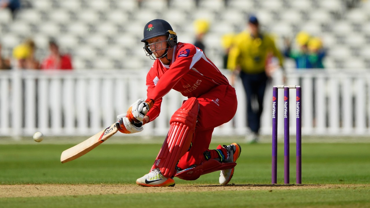 Brutal Buttler should help propel Lancashire towards T20 Finals Day
