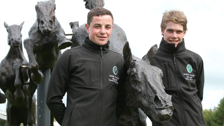 Donal McInerney and Adam Short will represent Ireland in the 2018 Jockeys Challenge against Australia