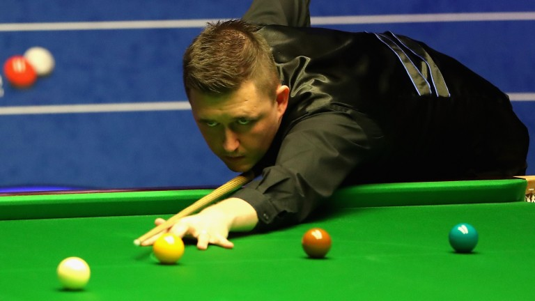 Kyren Wilson heads the betting in a main-tour event for the first time
