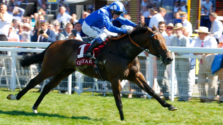 Battaash: bidding for a second Group 1 success in the Nunthorpe