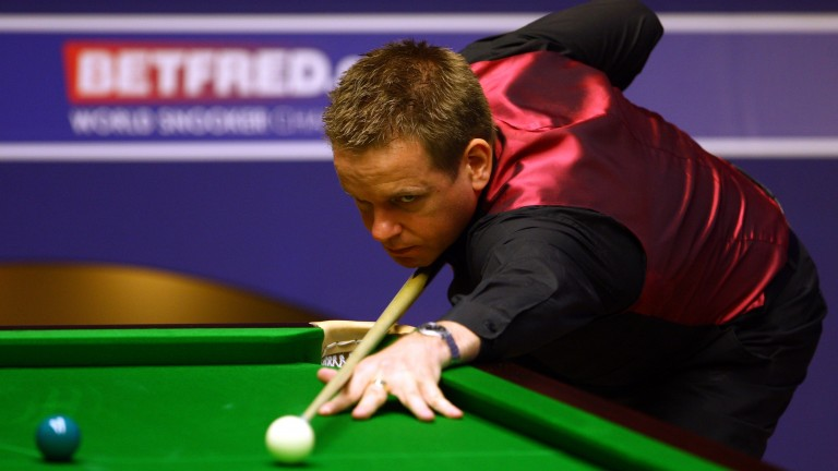 Joe Swail performed creditably in a 5-3 defeat to Anthony McGill recently