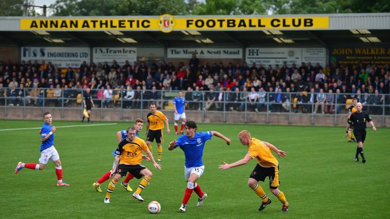 Annan Athletic should beat Berwick