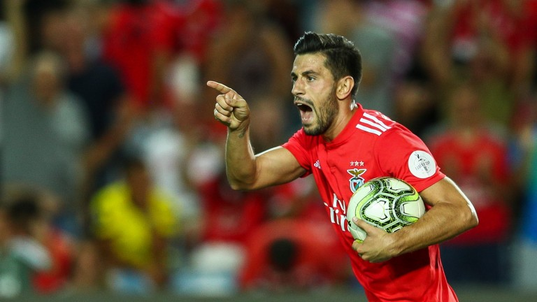 Benfica star Pizzi looks a good first-scorer bet