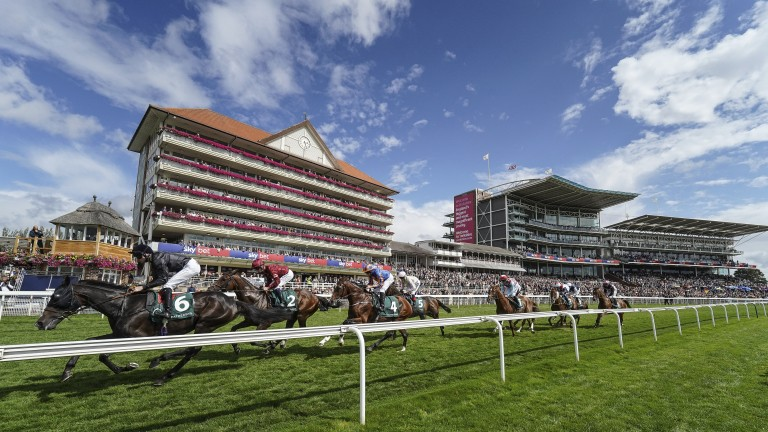 York is one of three tracks racing in Britain and Ireland racing on Sunday