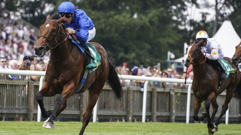 Quorto out to retain unbeaten record in Group 1 National Stakes