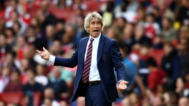 Manuel Pellegrini is still in search of his first Premier League points at West Ham