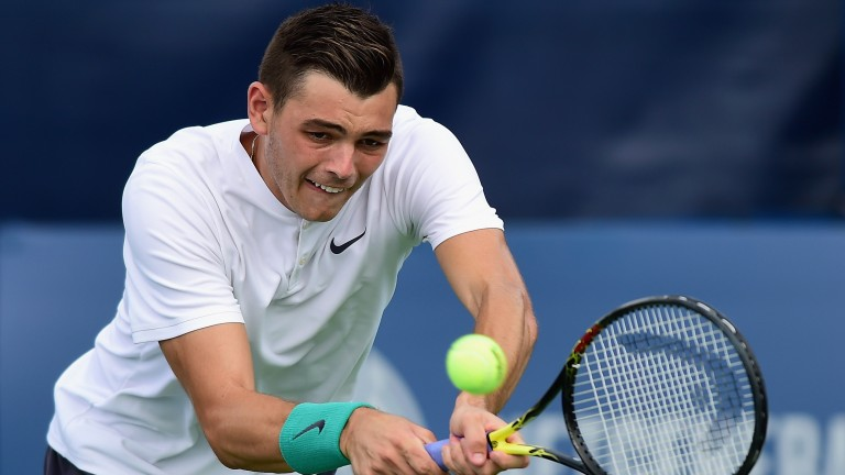 It's time Taylor Fritz moved up a gear in fast-court Grand Slams