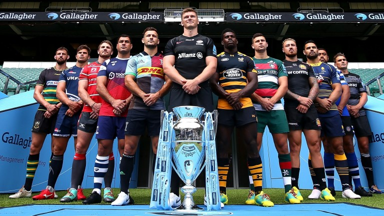 Twelve teams: one trophy