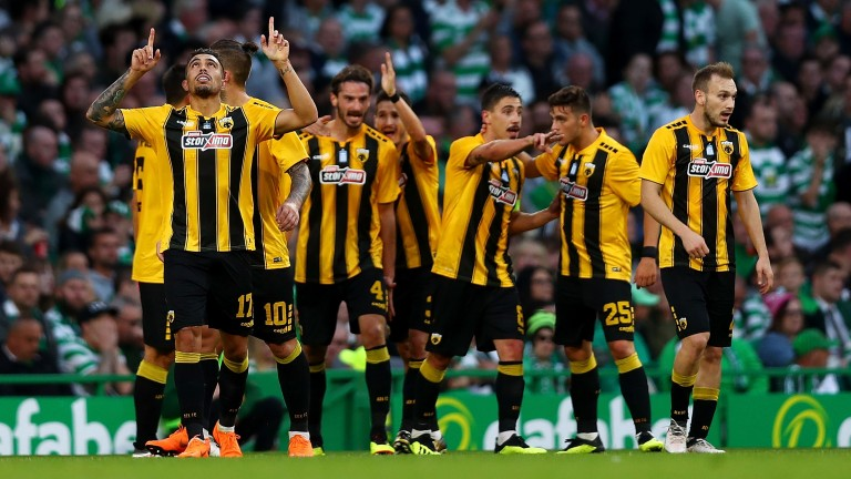 AEK Athens may not have things all their own way in the second leg
