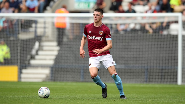 West Ham's Declan Rice can still chose to represent Ireland or England