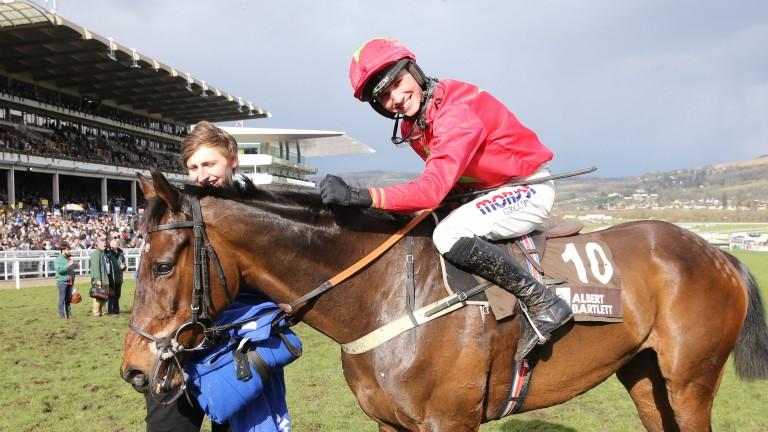 Harry Cobden: will still ride regularly for Colin Tizzard