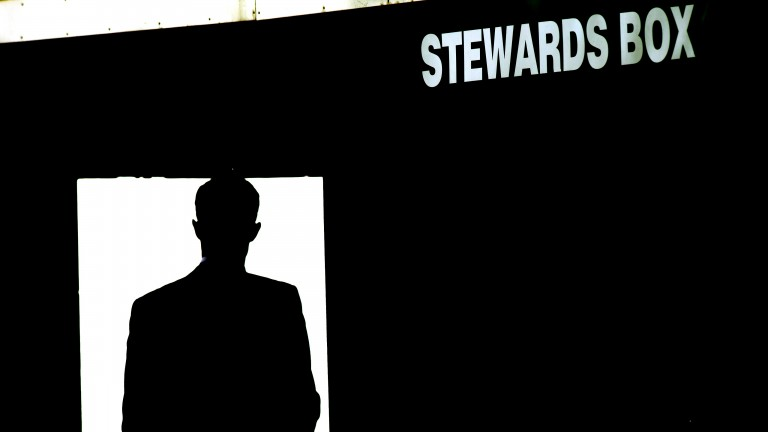 There has been a shake-up to the stewarding panel