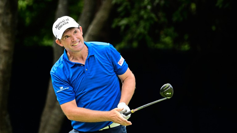 Padraig Harrington: the three-time Major winner and former racehorse owner is 47