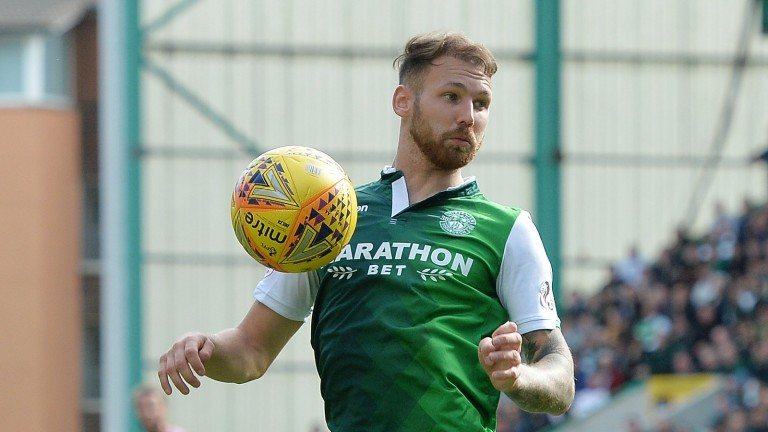 Hibernian's Martin Boyle is capable of dominating games