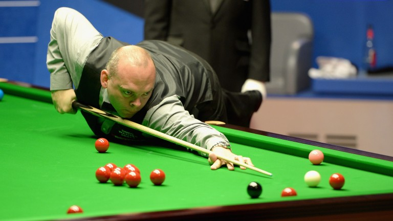 Stuart Bingham is looking to move back up the rankings