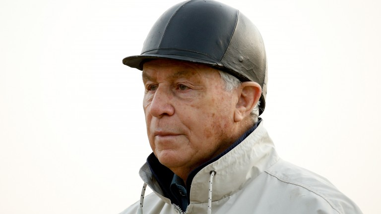 D Wayne Lukas: the Hall of Fame trainer is 83