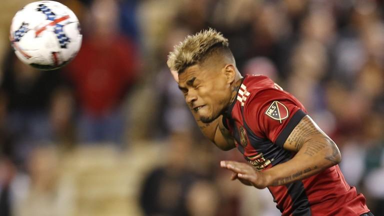 Atlanta's Josef Martinez has been in spectacular form