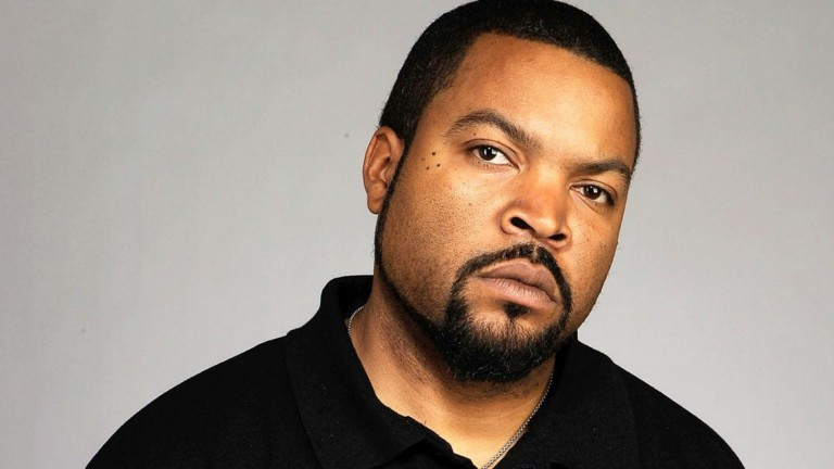 Ice Cube: his concert went ahead after the shooting incident