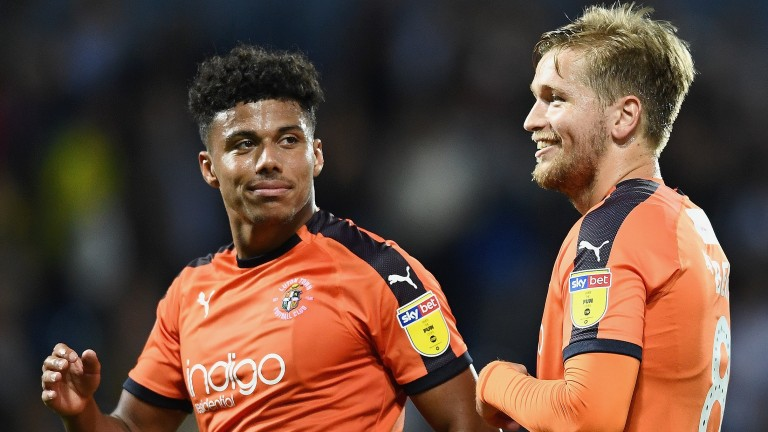 Luton Town could be all smiles