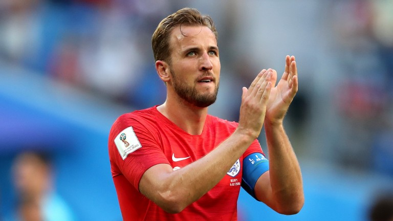 England captain Harry Kane won the World Cup Golden Boot