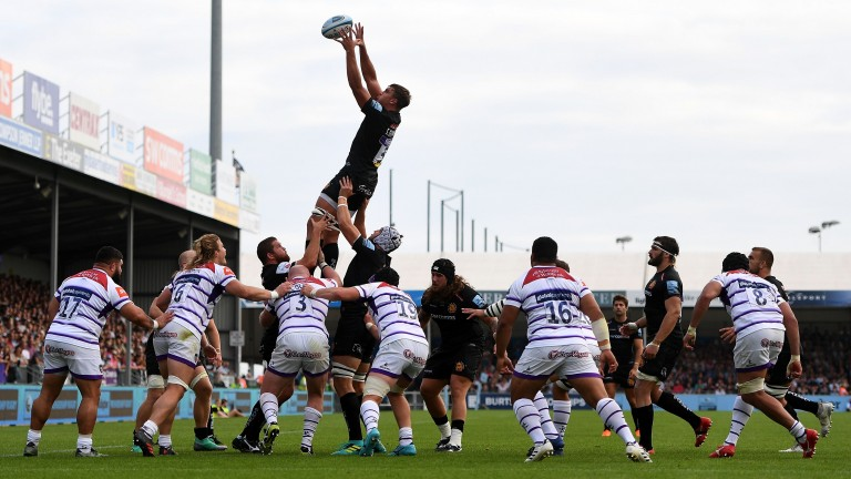 Exeter were dominant in their win over Leicester in round one