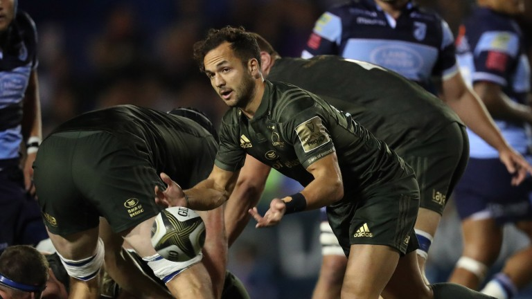 Leinster left it late to defeat Cardiff in round one