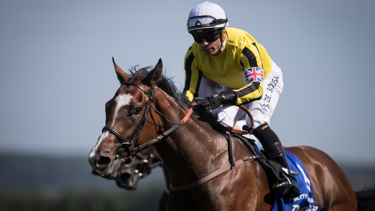 Pretty Pollyanna: Prix Morny winner is set to run in the Cheveley Park Stakes on September 29